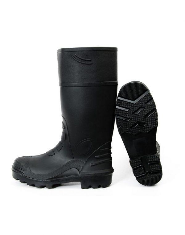 Black Gumboots